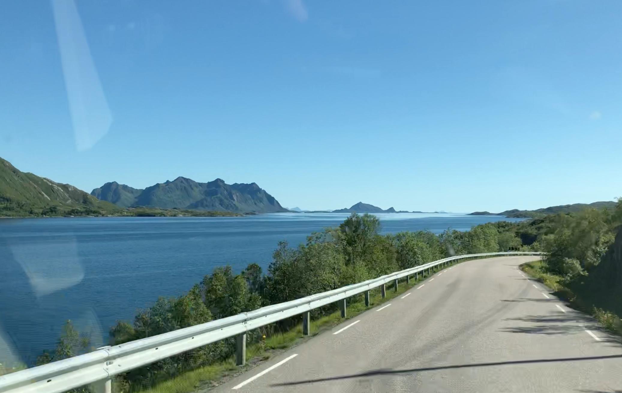 11 Tur til Lofoten