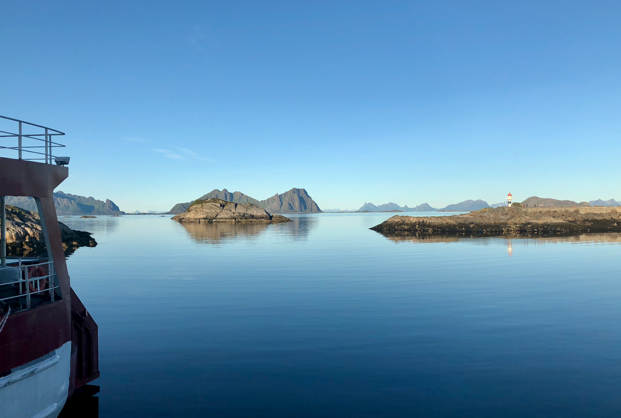 14 Tur til Lofoten