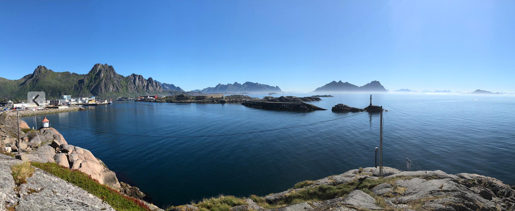 19 Tur til Lofoten