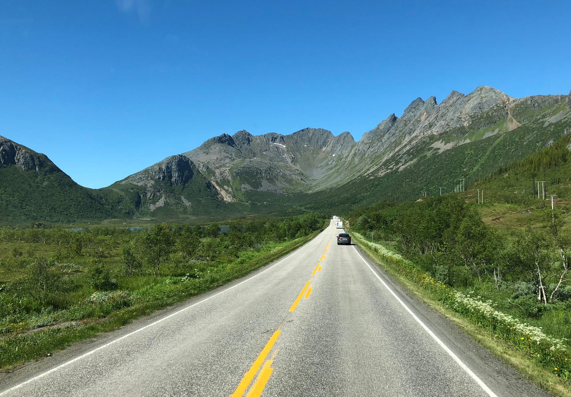20 Tur til Lofoten