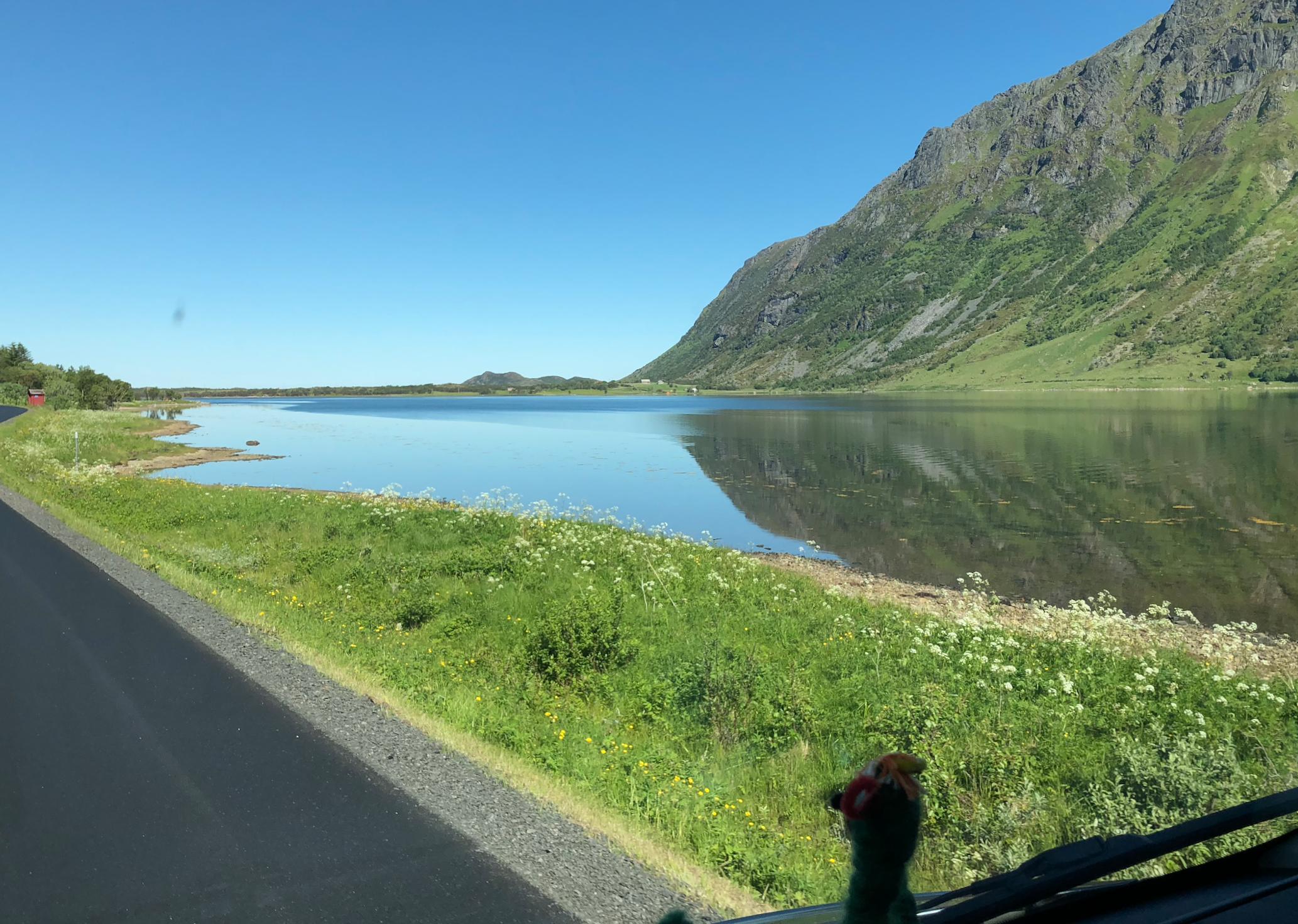 22 Tur til Lofoten