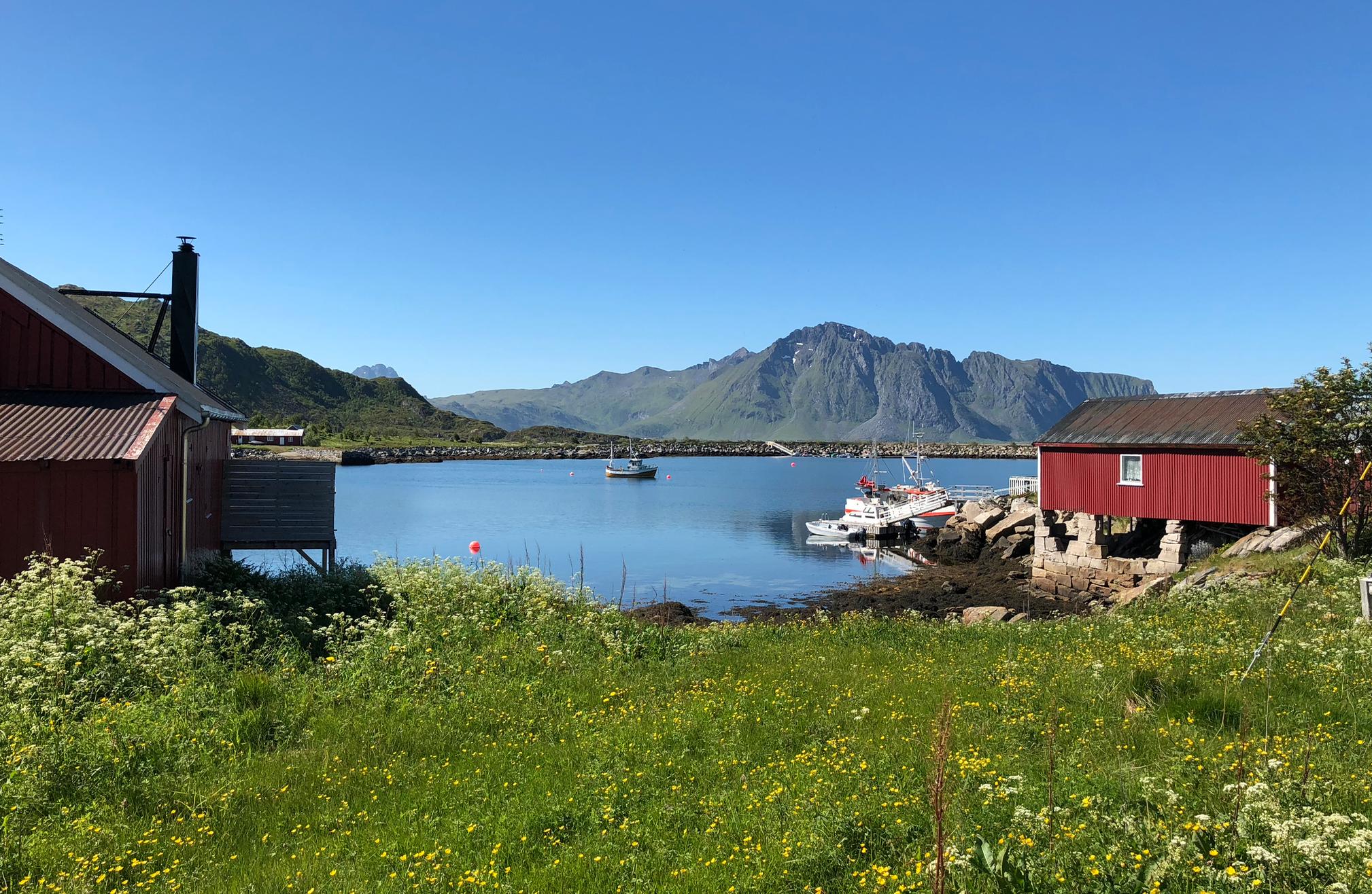 23 Tur til Lofoten