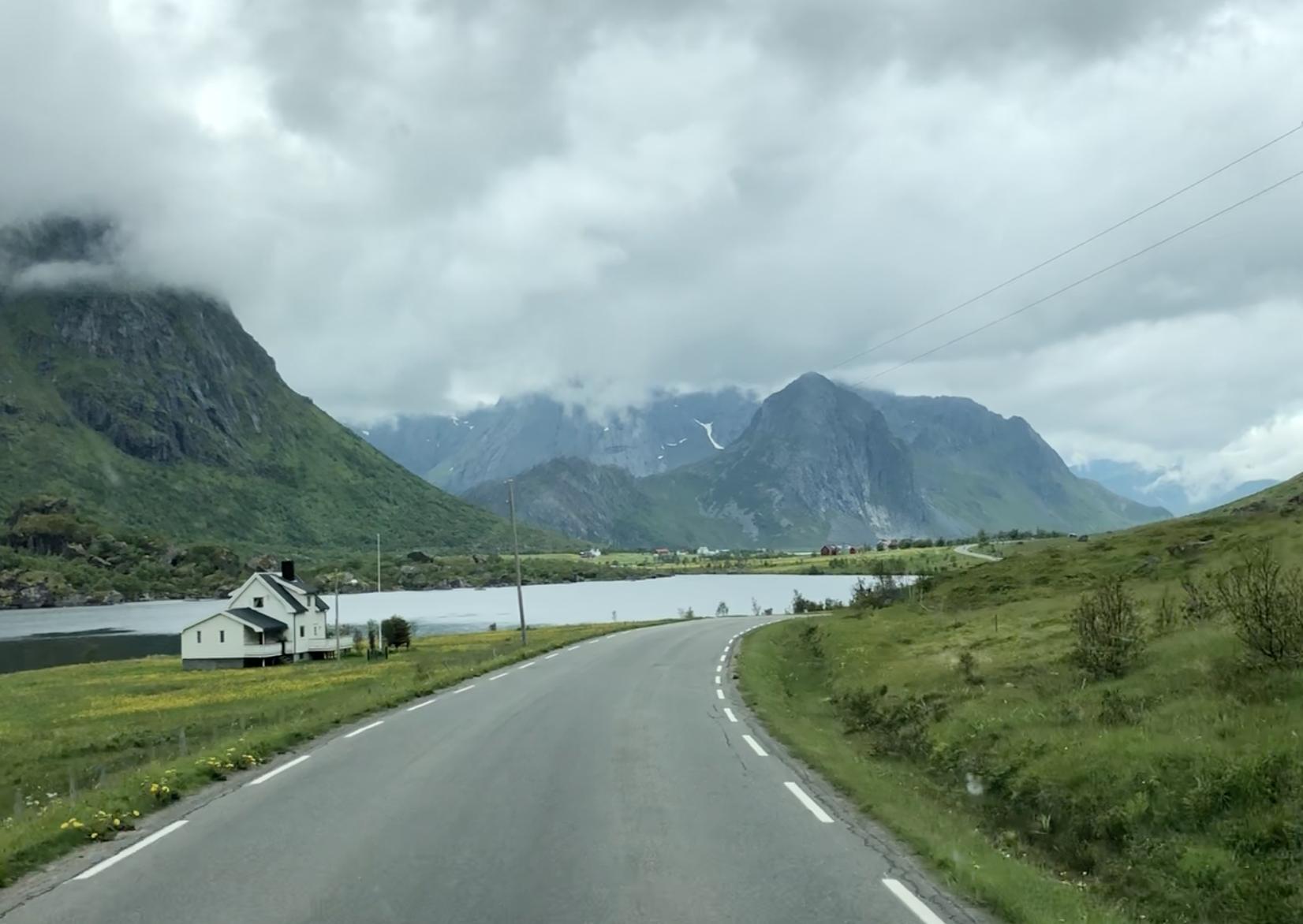 34 Tur til Lofoten
