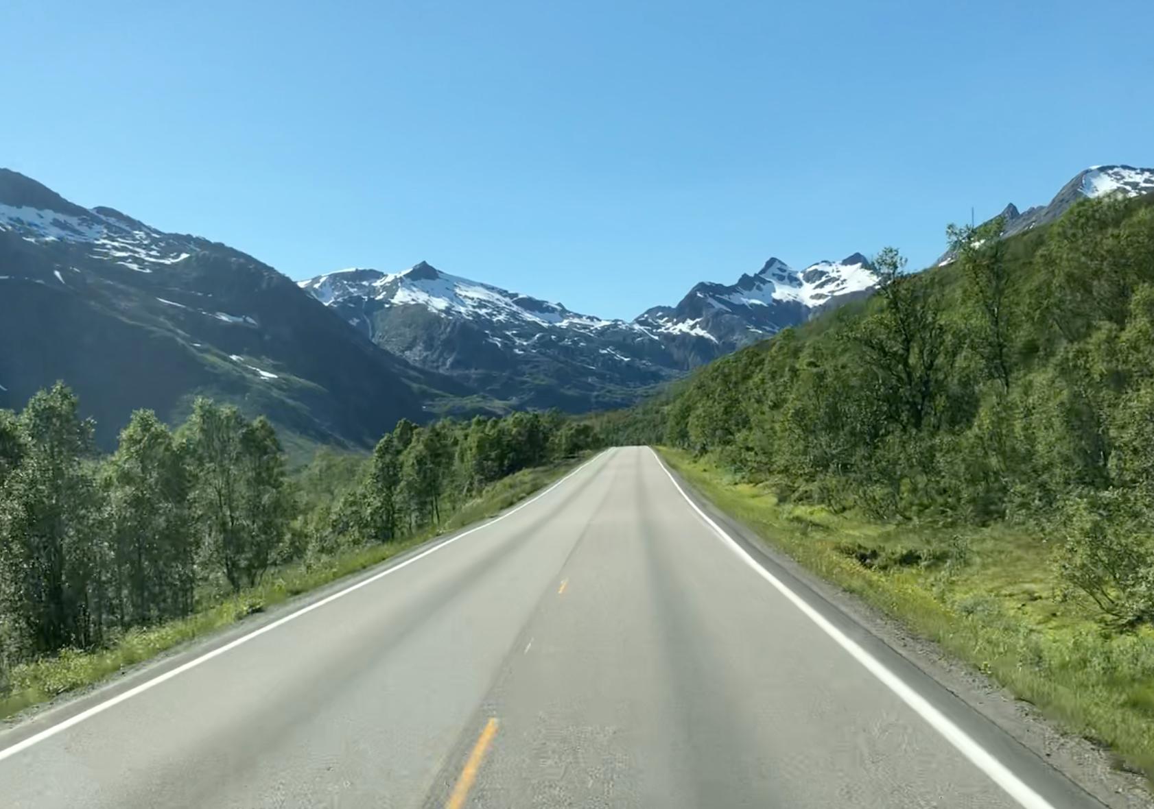 4 Tur til Lofoten