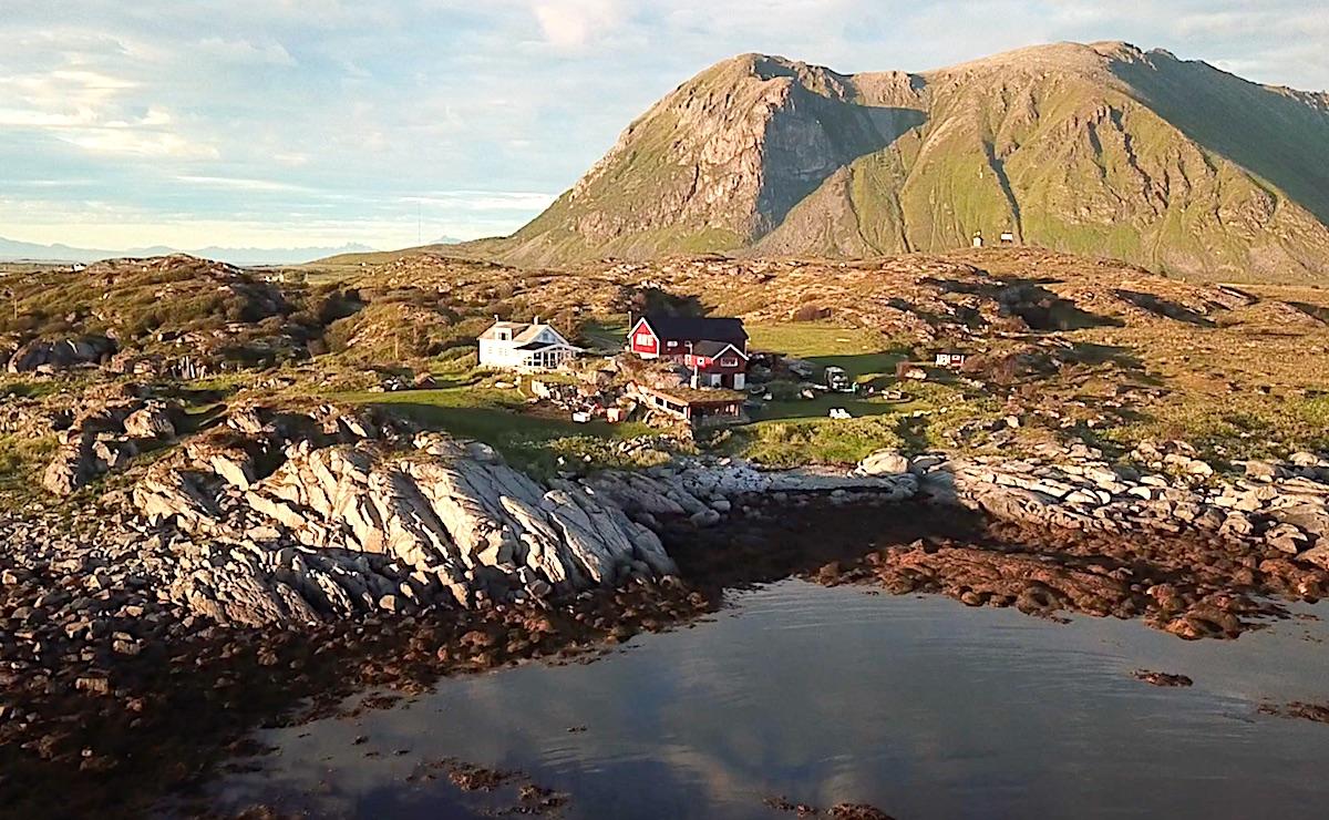 40 Tur til Lofoten