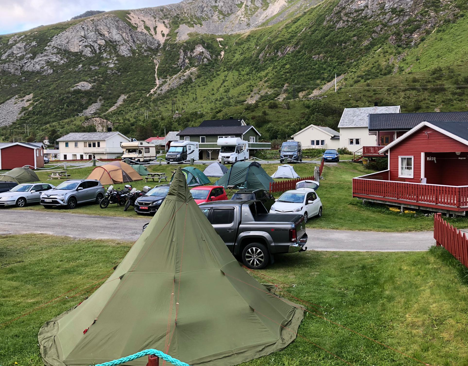 46 Tur til Lofoten