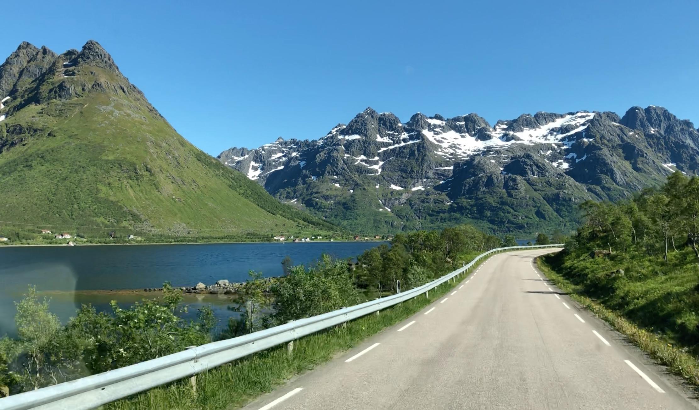 8 Tur til Lofoten