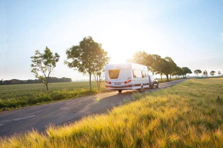 Med campingvogn fra Ferda er du fri til å parkere der du vil