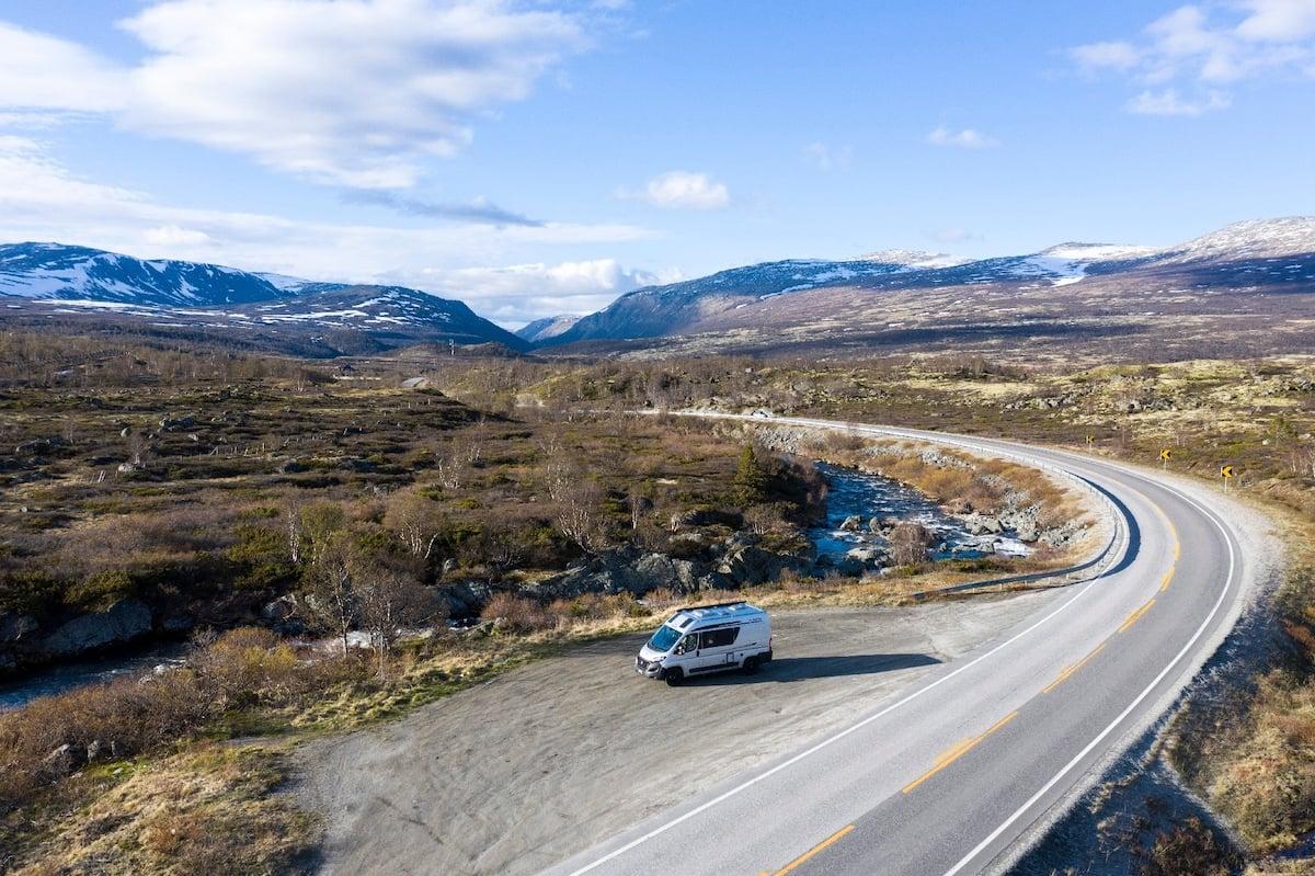 Ferda forteller om allmannsretten i Norge