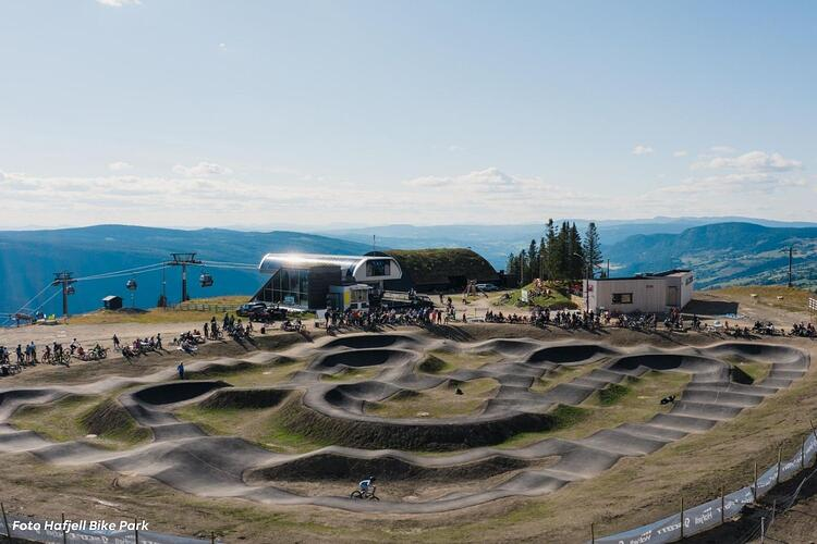 Hafjell Bike Park