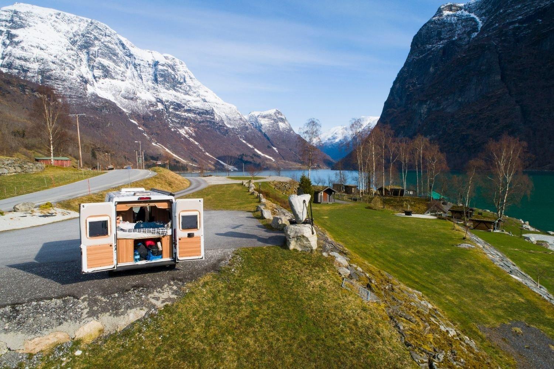 Norge er et vakkert land