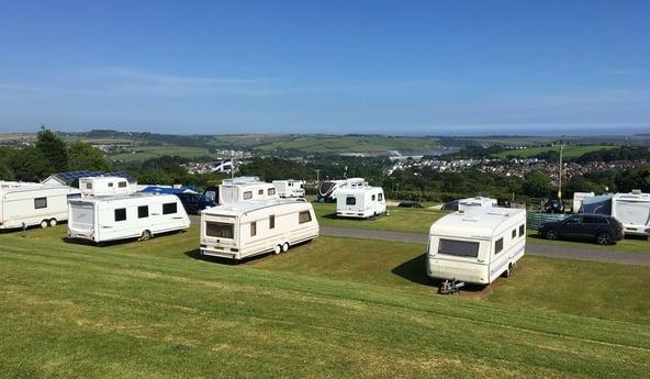 Dobbeltrees Farm Caravan & Campingsite