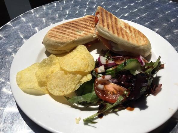 Engelsk lunch