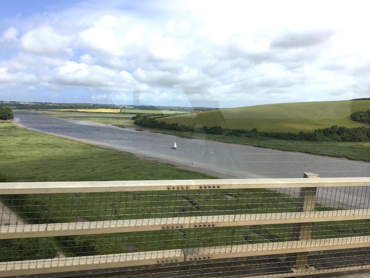 Cornwall by car