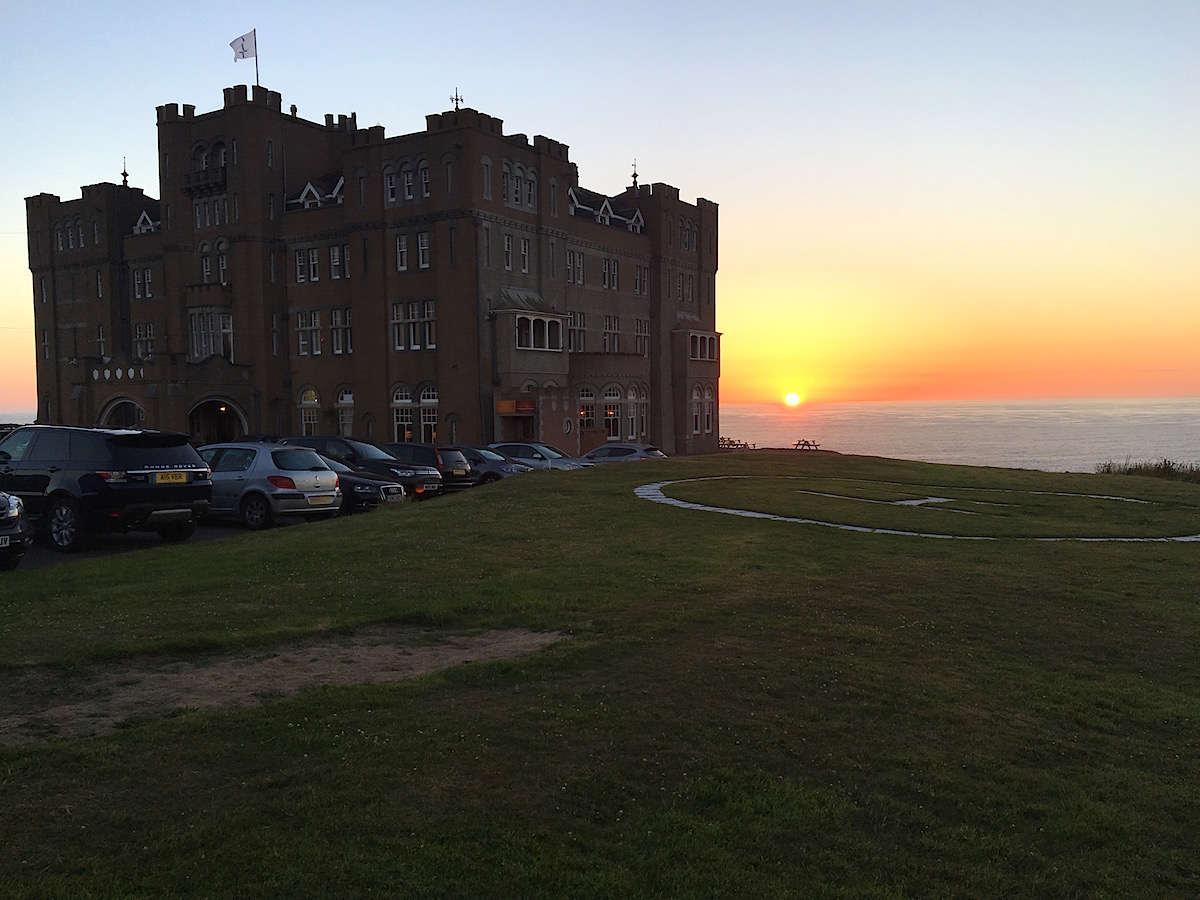 Camelot Castle Hotel, St. Ives