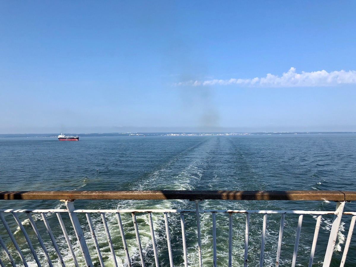 Gdynia -Oslo 1