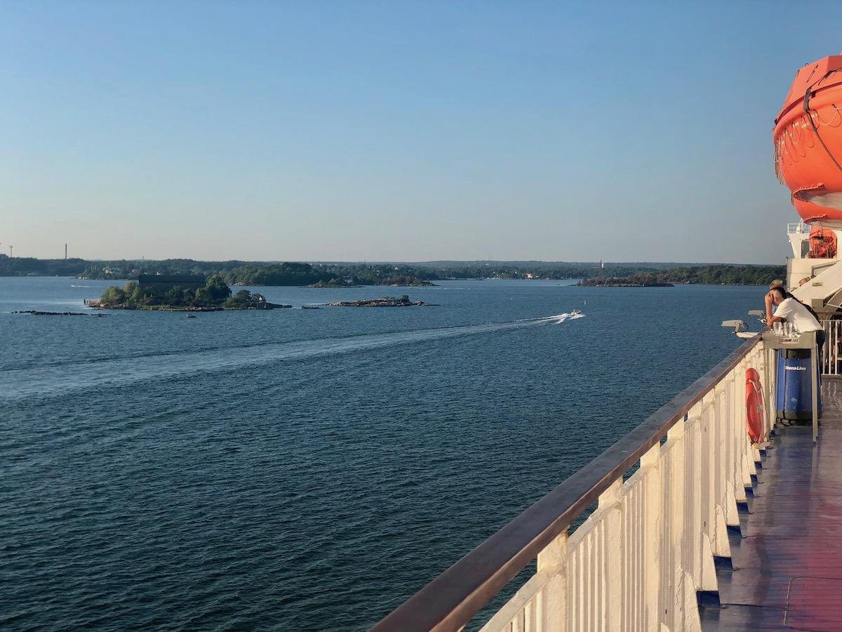 Gdynia -Oslo 6