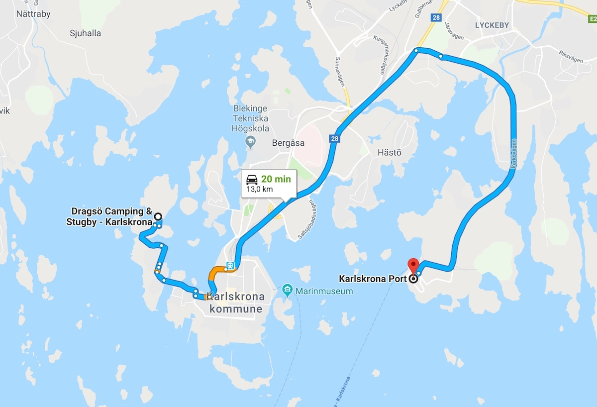 Gdynia -Oslo 9