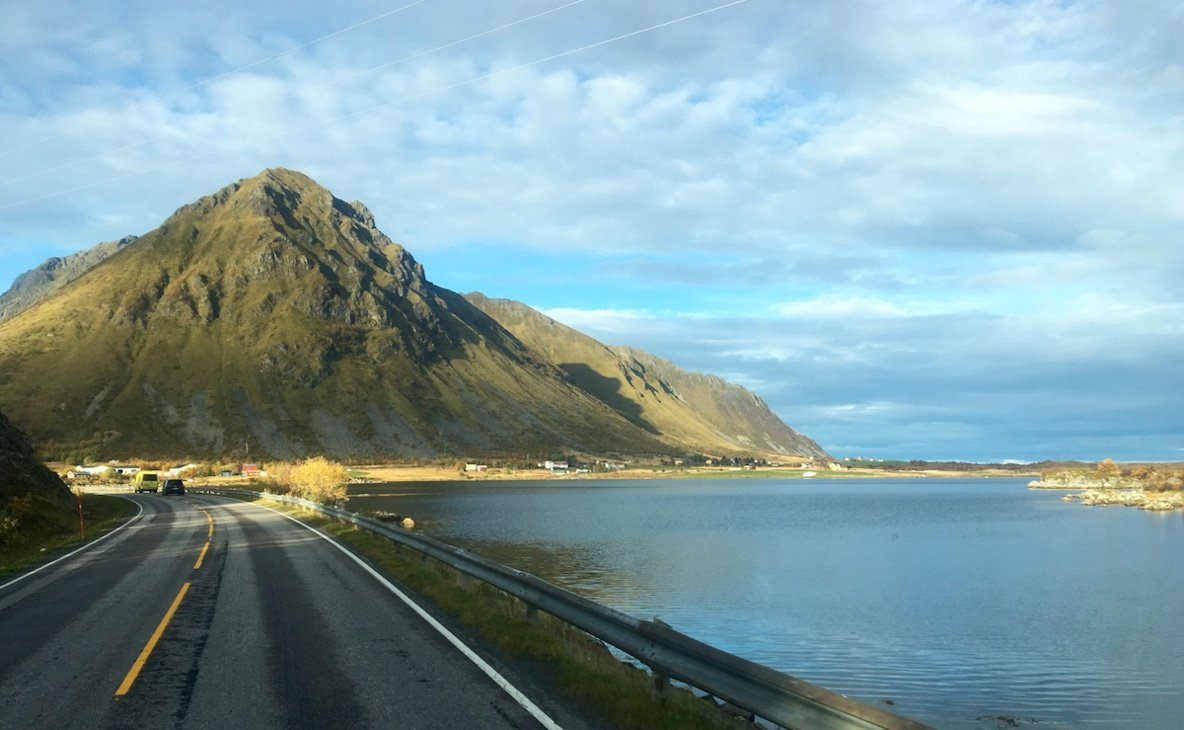 Harstad - Lofoten 28-1