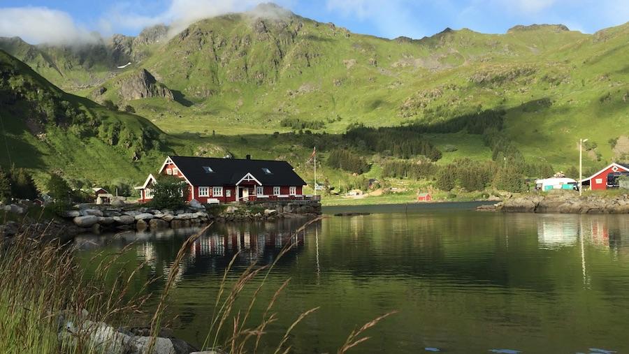 I Lofoten med Per Vie #reiseblogg