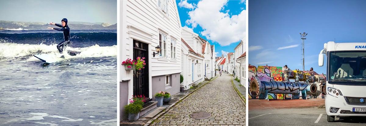 Stavanger-glimt