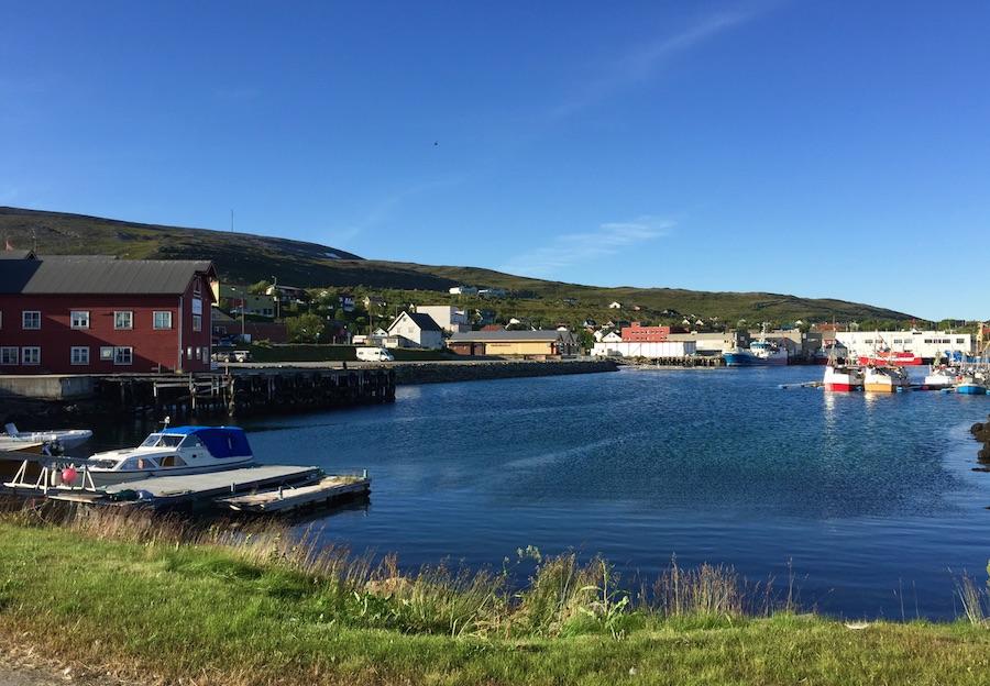 Batsfjord:Hamningberg 1