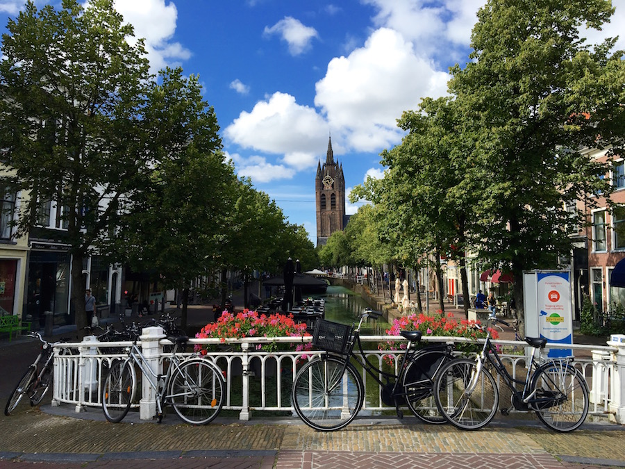Delft - Amsterdam 10