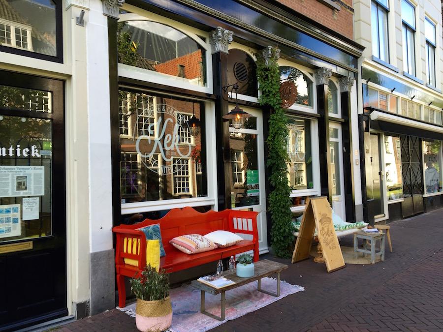 Delft - Amsterdam 16