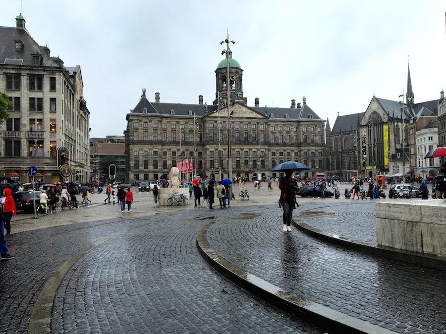 Delft - Amsterdam 23
