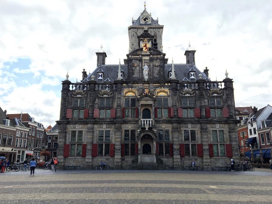 Delft - Amsterdam 3