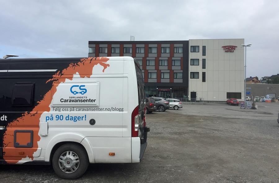 Kirkenes:Alta 10