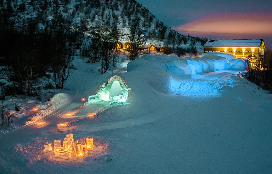 Kirkenes:Alta 46