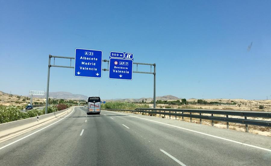 Madrid - Logrono 1