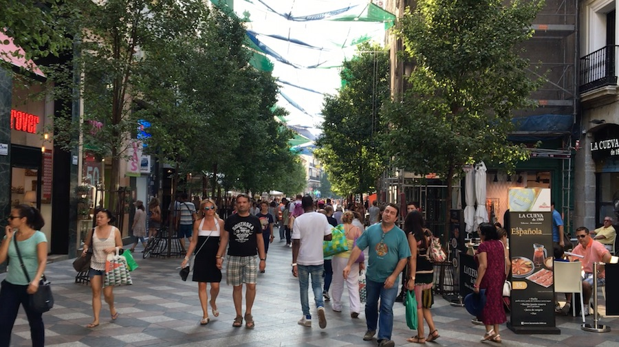 Madrid - Logrono 16