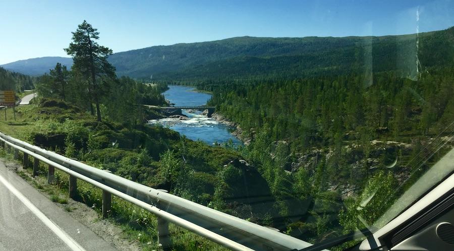 Namsskogan - Steinkjer 5