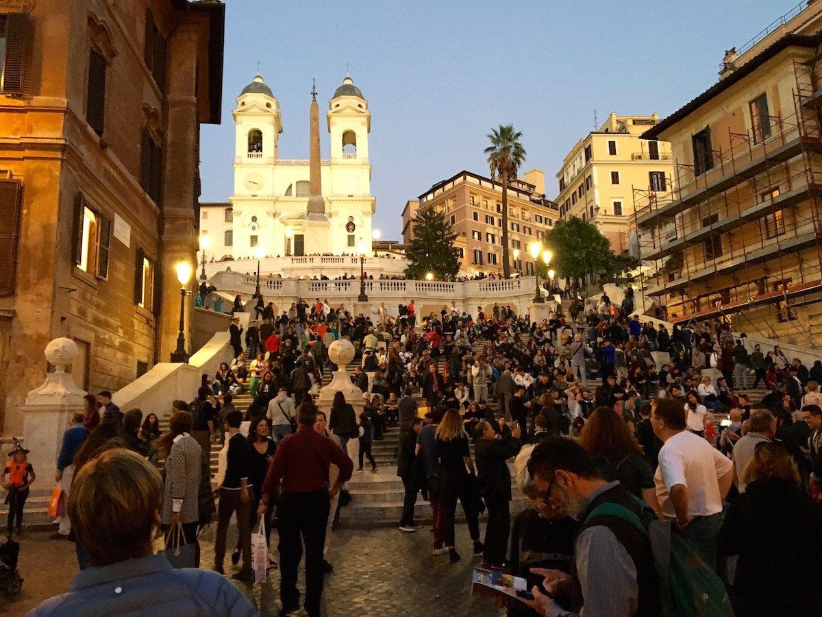 Italiatur med Per Vie #reiseblogg