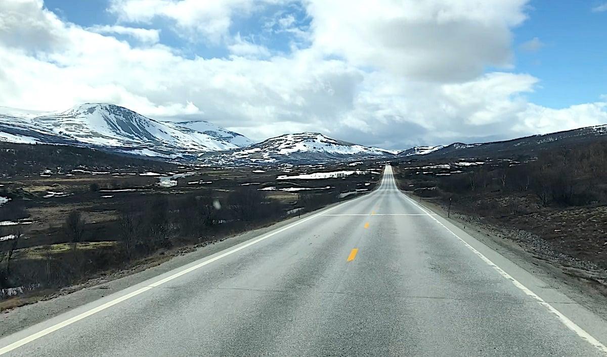 Langkjøring i Norge 26