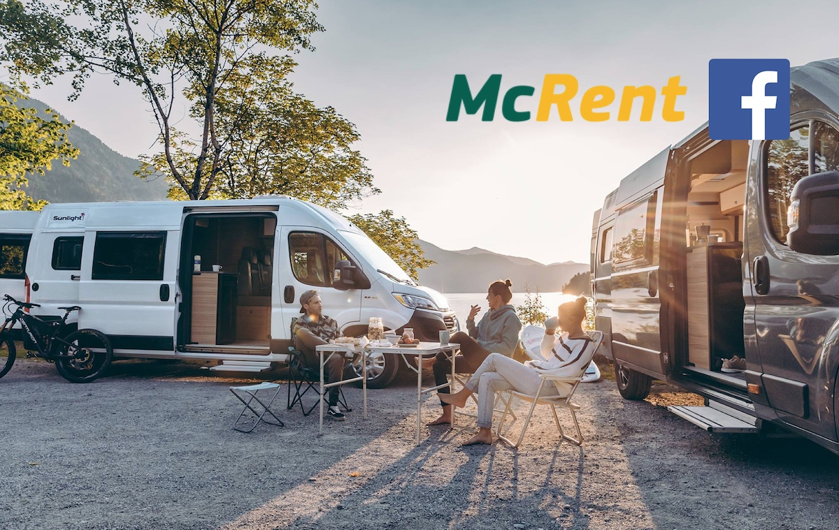 McRent Facebook