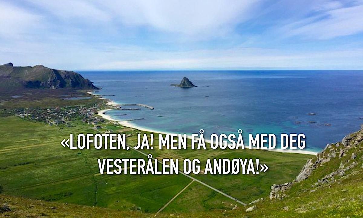 Nord-Norge med bobil 2