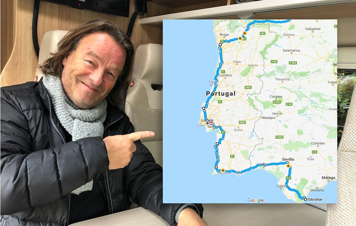 Per Vie til Portugal