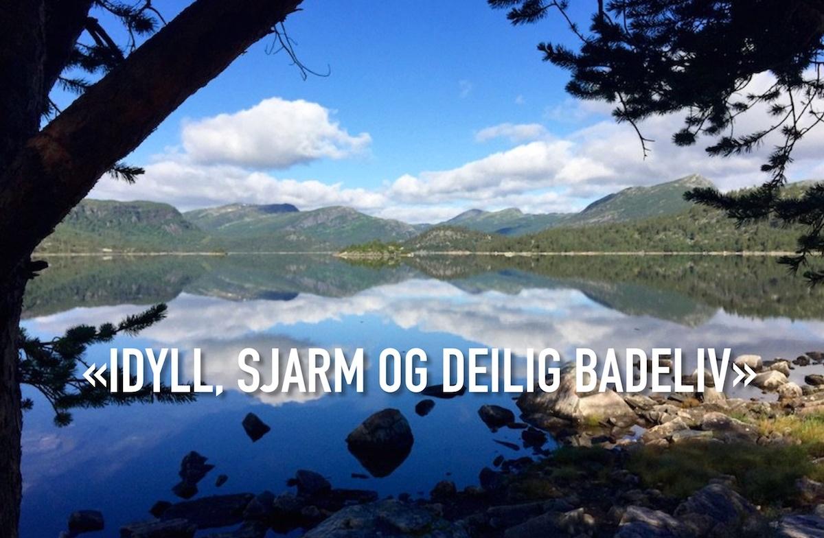 Sørlandet med bobil 2
