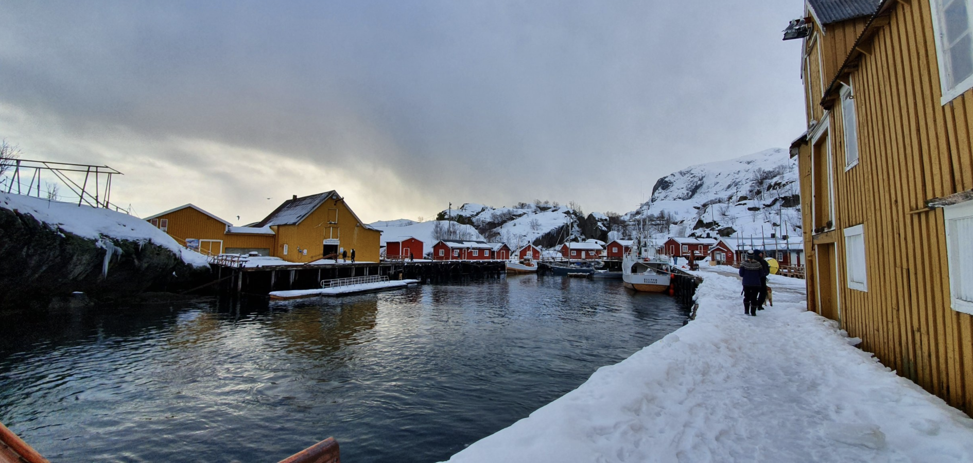 Reis til Nord-Norge med bobil fra Ferda