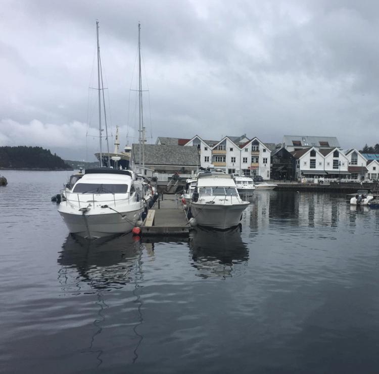 Einar solgte båten og kjøpte en bobil hos Ferda!