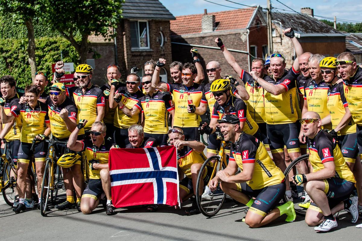 Team Rynkeby 2018