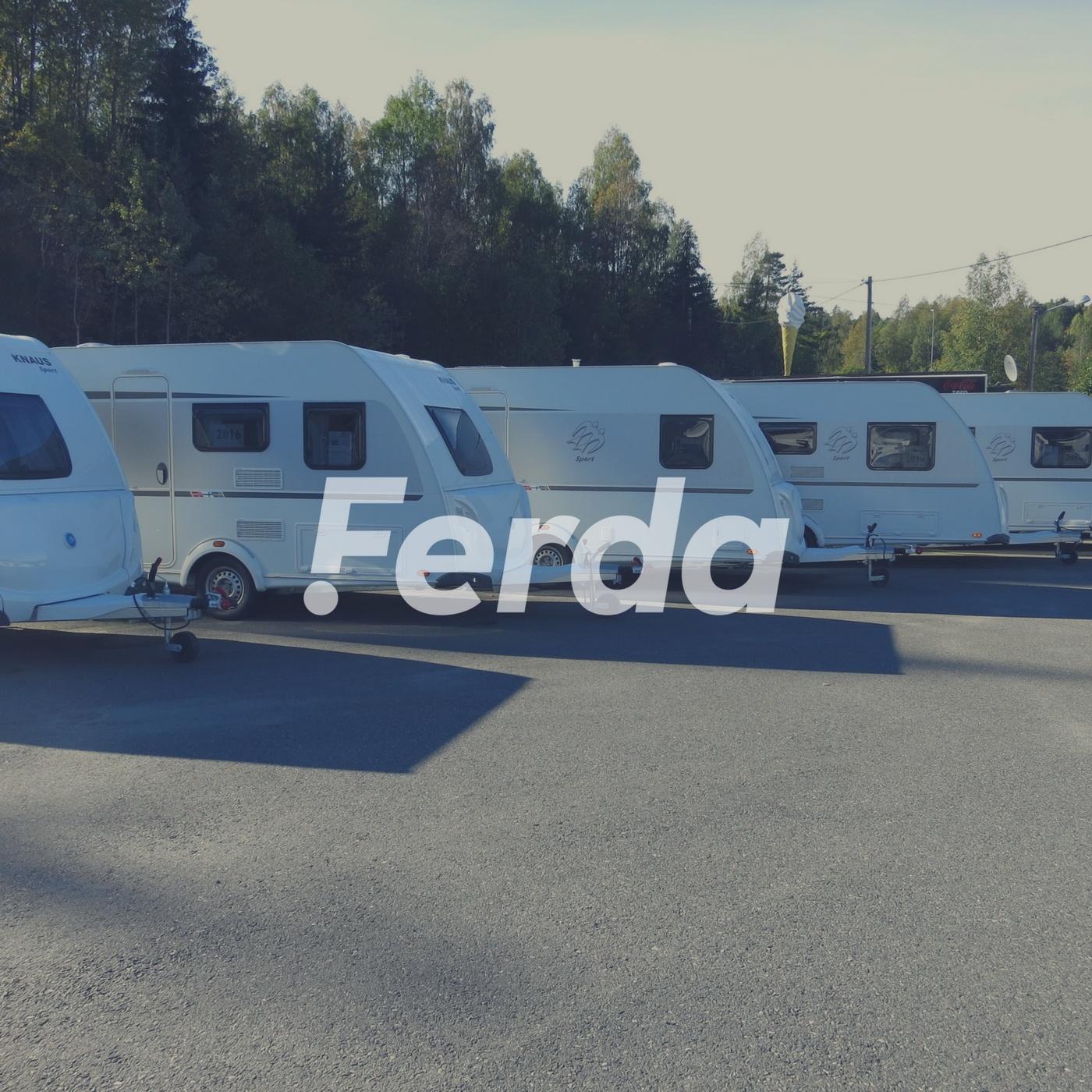 Hjulet Caravansenter på Vinterbro er nå endel av Ferda-kjeden