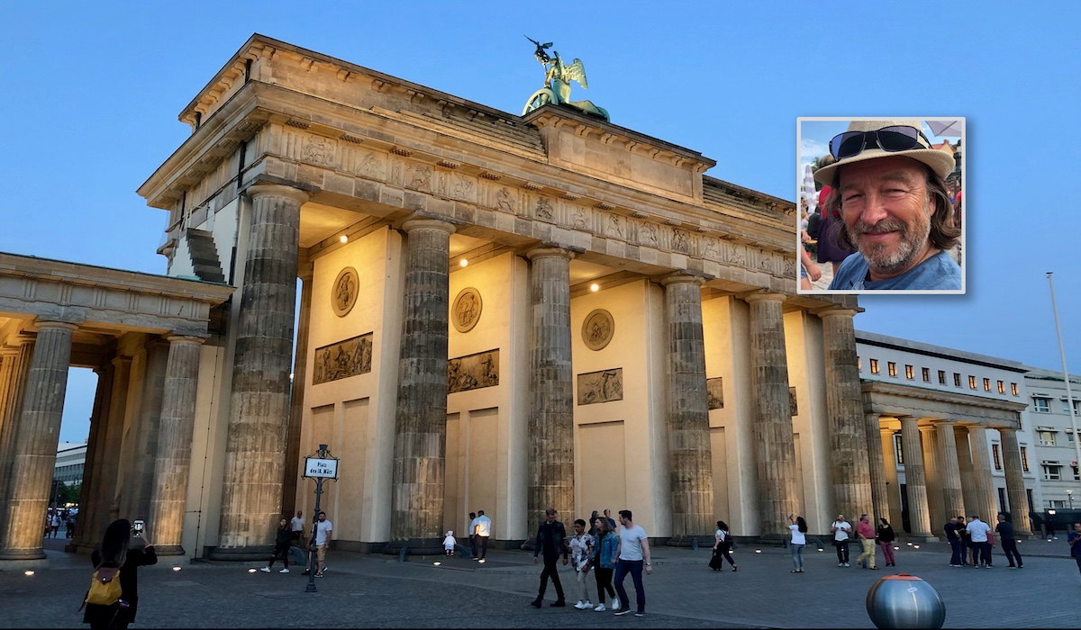 Bobil til Berlin? Selvfølgelig. Ich bin ein Berliner!