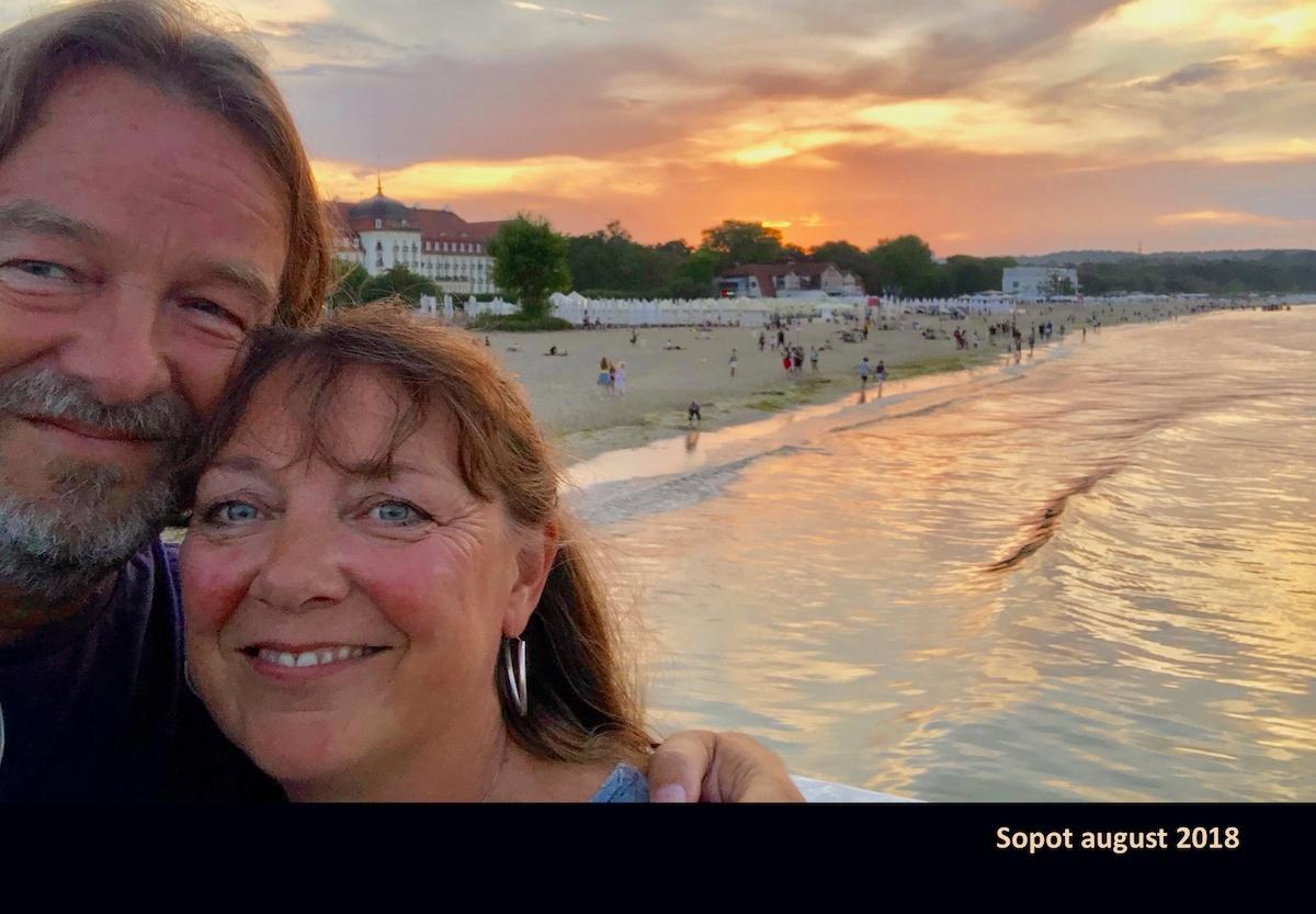 Planer om en romantisk spa- og velværetur? Reis til Sopot med bobil!
