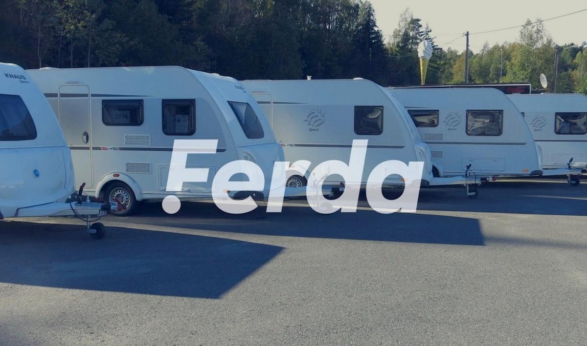 Hjulet Caravansenter på Vinterbro er nå en del av Ferda-kjeden
