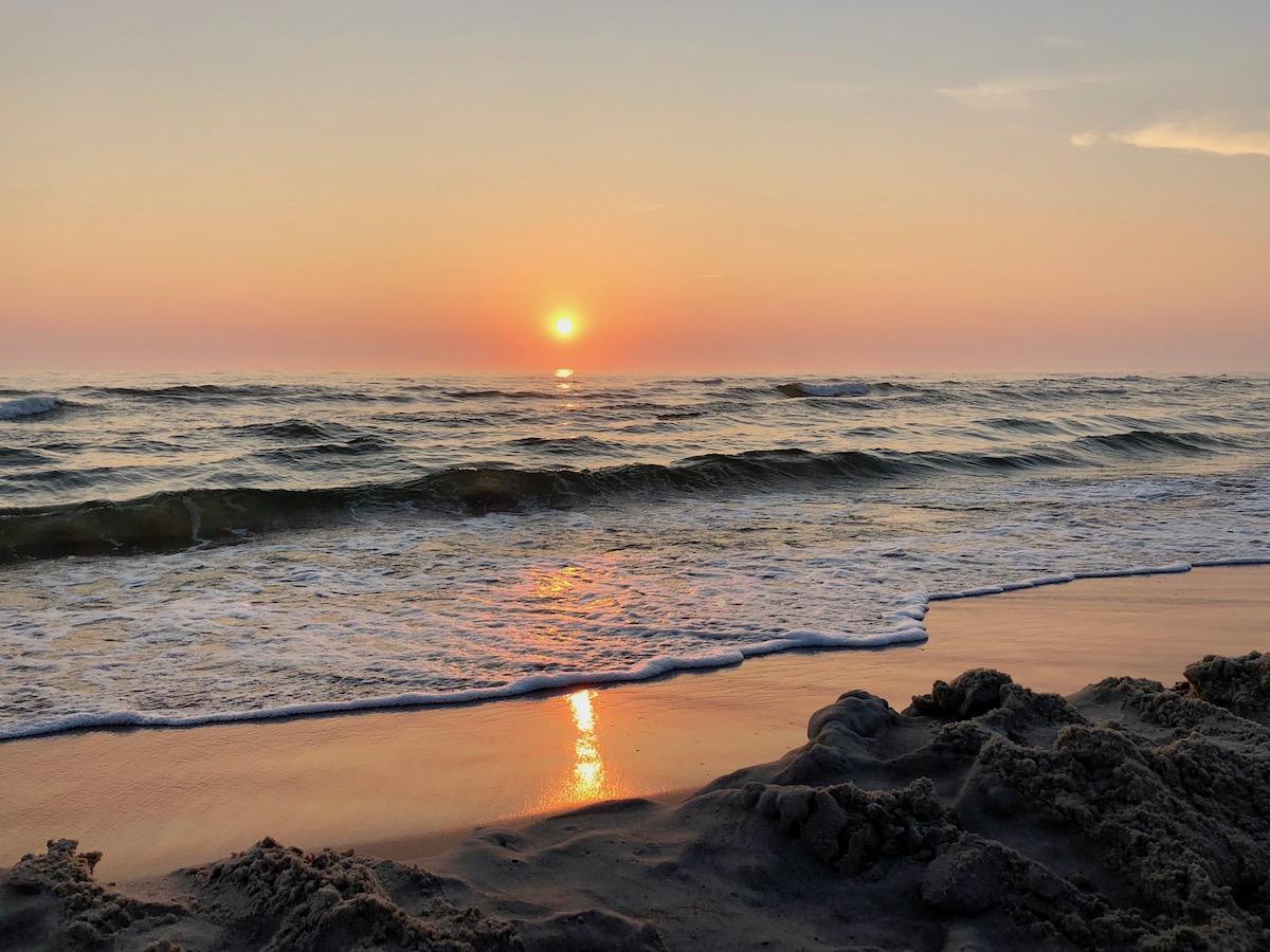 Fra Riga går bobilturen videre til Nord-Europas flotteste strand. Må oppleves!