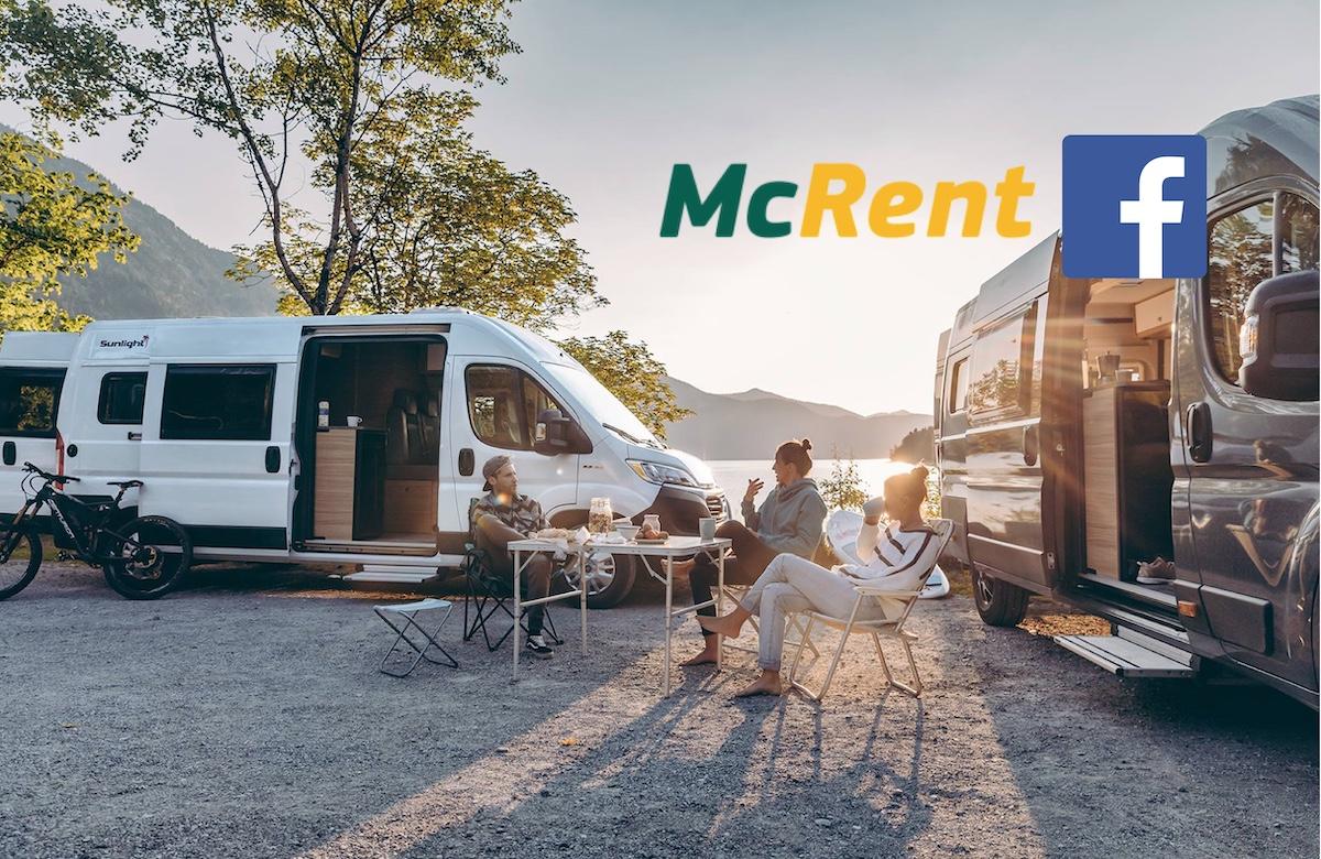 McRent Facebook 2